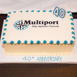 Multiport turns 40