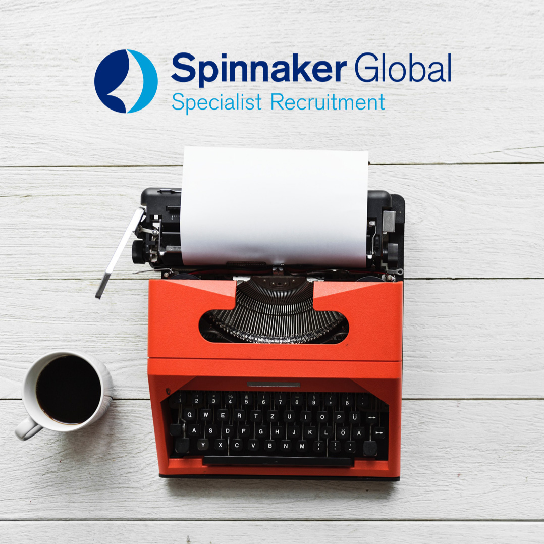 Is your CV up to scratch? Get advice from Spinnaker Global
