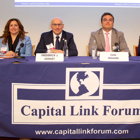 Capital Link Forum during London International Shipping Week