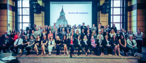 Maritime HR conference attendees