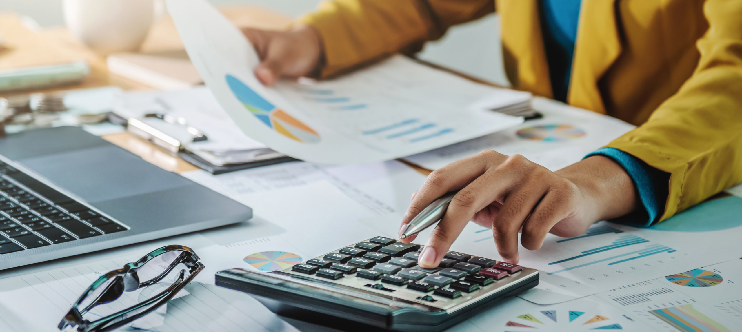 calculating pensions
